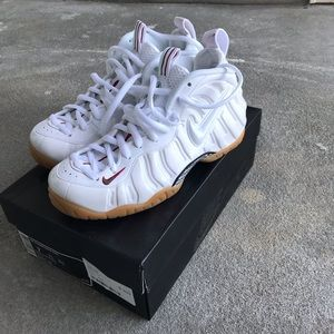Gucci White Foams